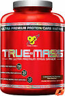 BSN TRUE MASS LEAN MUSCLE WEIGHT GAINER RECOVERY TRUEMASS 2.61KG GREAT TASTE