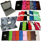 """Leather Stand Case Cover Pouch For Samsung Galaxy Tab 2 3 S2 A E Pro 10.1"""" 8.0"""""""