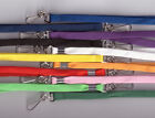 10 x 10mm Breakaway Safety Neck Strap Lanyards -11 Colours Available FREE UK P&P