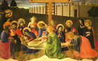 Art Photo Print - Lamentation Over Dead Christ - Fra Angelico 1400 1445