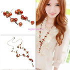 new arrival! Bronze cherry collection necklace, bracelet, earrings  12N0