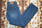 VINTAGE LEVIS 501 DENIM JEANS ORIGINAL GRADE A 1 BLUE ALL COLOURS SIZES STOCKED