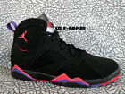 1811168204574040 2 Air Jordan VII   Black   True Red   Dark Charcoal   Club Purple