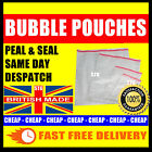 Bubble Wrap Bags Pouches BP1 BP2 BP3 BP4 BP5 BP6 BP7 Plain & Anti Static