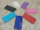 GRIP S-LINE SILICONE GEL CASE FITS APPLE IPOD TOUCH 5 SLINE 5TH GEN GENERATION