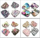 *VARIETY OF PACKAGES* FLORAL*ANMIAL PRINT & PATTERN *SEQUIN COIN PURSE / WALLET