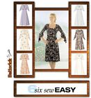 Misses Dress Pattern Choice 6-16 Fast & Easy Butterick 4063 OOP