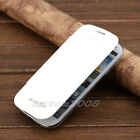 Luxury PU Leather Flip Case Cover For Samsung Galaxy S4 S IV i9500+ LCD Film