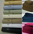 Twin-XL Size Extra Deep Pocket 1 pc Fitted Sheet 1000 TC 100%Egyptian Cotton