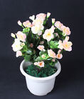 Lifelike Rhododendron artificial silk artificial flowers and plants