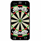 Cover for Iphone 5 Personalised Dart board Darts ring custom name Phone case