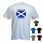 'Come on Murray' Wimbledon Tennis Andy Murray T-shirt Tee