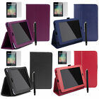 "New Premium Leather Smart Cover Case Stand for Asus Google Nexus 7"" 2012 1st Gen"
