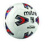 NEW MITRE MONDE FIFA INSPECTED SOCCER MATCH TRAINING FOOTBALL SIZE 4