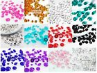 LARGE 12MM ACRYLIC DIAMOND CONFETTI WEDDING TABLE SCATTER CRYSTAL DECORATION GEM
