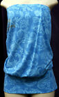NEW AUTHENTIC WOMEN APPLE BOTTOMS BLUE TOP