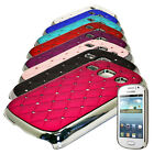 8 COLOUR CHROME PLATED DIAMOND BLING CASE COVER FOR SAMSUNG GALAXY FAME S6810P