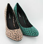 Ladies Anne Michelle High Heeled Shoes L2271
