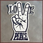 Peace Love Rat Fink sticker decal vinyl motocycle bike car ed roth hot rod VW