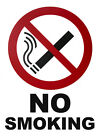 Health and Safety - No Smoking - A3 poster