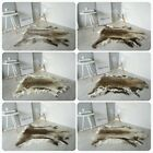 GENUINE SUPER SOFT - EXTRA LARGE REINDEER SKIN - RUG / HIDE / PELT