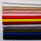 Fine Knitted Ribbed Stretch Cuffing Fabric Material Cuffs Collars Waistbands