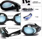 New Lot Fashion Unisex Antifog UV Silicon Training Swimming Goggles Glasses