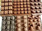 CHOCOLATE MOLD MOULD - SUGARCRAFT FONDANT ICING CAKE DECORATIONS CUPCAKES GIFTS