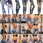 Fashion Design Sexy Womens Leggings /Jeans Jeggings Stretchy Skinny Pants Xams