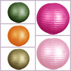 "12 pack 24"" Paper LANTERNS Lamp Shades - FREE Shipping - Wedding Party Supplies"