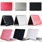 For Macbook Pro 13 inch  Frosted Matte Hardshell & Crystal Case Cover UK stock
