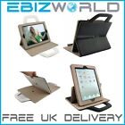 LEATHER CARRY STAND CASE FOR APPLE IPAD 2 3 4 SLEEP SMART COVER POUCH BAG SLEEVE