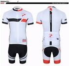 New 2013 Cycling Wear Short Sleeve Jersey Short Bib Set Combo Biking Protection