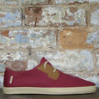 Vans Michoacan Surf Trainers Pumps shoes Red Brand new in box in Size 9,10,11