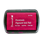 DOVECRAFT PREMIUM PIGMENT INK PAD 15 STAMP PAD COLOURS TO CHOOSE FROM FREE P&P