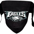 Philadelphia Eagles PET DOG BANDANA JERSEY - ALL SIZES - SLIDES ON THE COLLAR