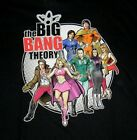 Big Bang Theory Super Heroes Adult T-Shirt Officially Licensed Merchandise