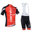 New  2013  Cycling  Wear  Short  Sleeve  Jersey  Bib/Short  Biking  Protection