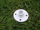 Gazebo Replacement/Spare Parts: Foot/Base Plate 20mm diameter (Argos, Homebase)