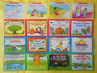 Lot 16 Learn to Read Childrens Book Set Preschool Kindergarten Homeschool NEW