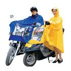 Increased thickening of single motorcycle poncho raincoat MOTO3RC-G-002