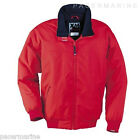 XM YACHTING JACKET MENS LADIES UNISEX BOATING SAILING COAT FLEECE LINED