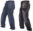 Mens Work Jeans Heavy duty multipurpose worker jeans casual working pants