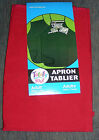 Adult Apron Totally You!  Make your apron reflect you! - NEW 3 color choices