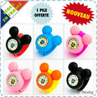 Montre Clap Slap Disney Mickey Silicone pour Enfant garcon fille Watch child