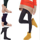 New Women Fleece Warm Thick Slim Show Thin Socks Pantyhose Tights