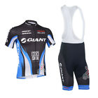 New 2013 Cycling Short  Sleeve  Jersey Bib Shorts Factory Pro Team  Biking  Wear