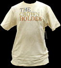 NWT AUTHENTIC MEN'S CROWN HOLDER STONE COLOR T-SHIRTS HR21751