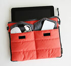 Tablet Organizer iPad Samsung Galaxy Note Kindle Fire Document Case Bag Tidy