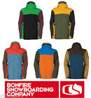 BONFIRE EMERSON Jacket Giacca Snowboard Uomo Collection 2013/14